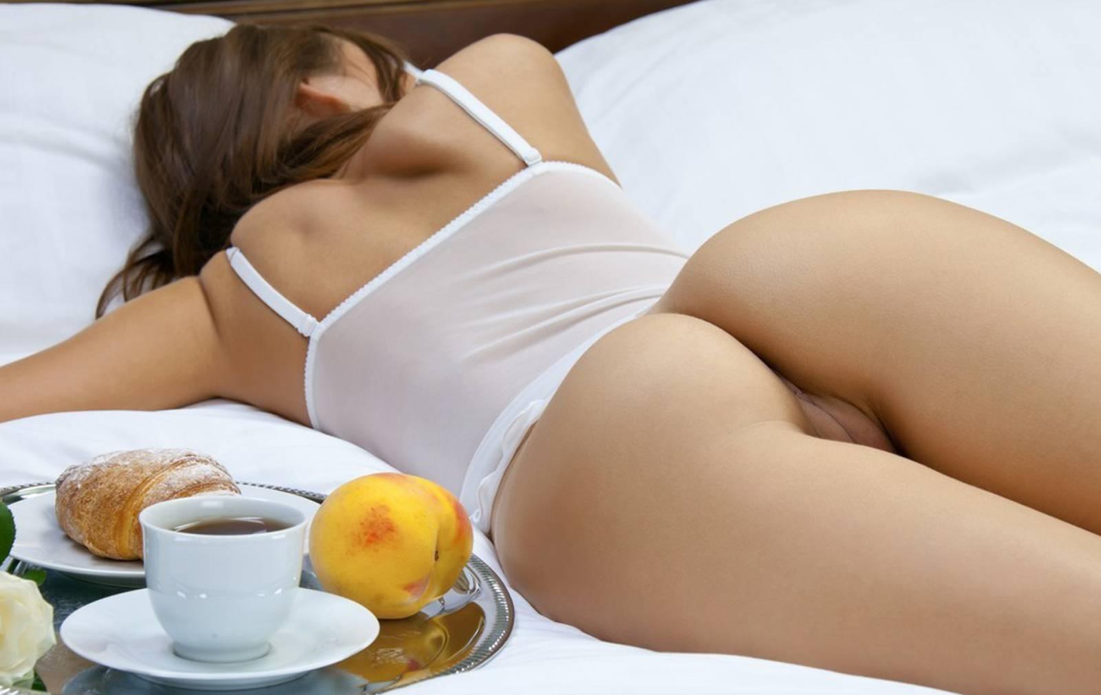 Улыбнулась доброе утро секси совета